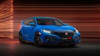 2020 Honda Civic Type R Auto Car Art Silk Wall Poster Print 24x36""