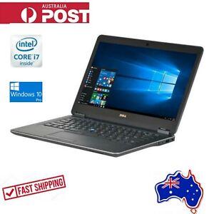i7 Dell Latitude E7440 , Intel i7-4600U@2.10GHz, 256GB SSD, 8GB Ram, Win10