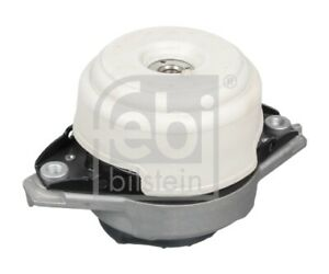 Engine Mount fits MERCEDES ML350 W166 3.5 Right 11 to 15 M276.955 Mounting Febi