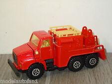 Volvo Fire Truck van Guisval Spain *6244