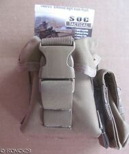 2-NWT USMC S.O.C. Padded NVG Pouch or General Purpose Pouch,  NEW SURPLUS