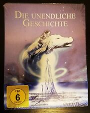 THE NEVERENDING STORY (1984) Blu-Ray Germany Exclusive Limited Edition STEELBOOK