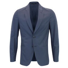 """Paul Smith Soho Fit Cotton Blazer in Navy 38"""" Chest *NEW WITH TAGS* RRP £575"""