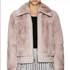 ALC Boyce Fur Jacket, Large