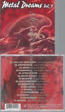 CD--VARIOUS--METAL DREAMS VOL.5