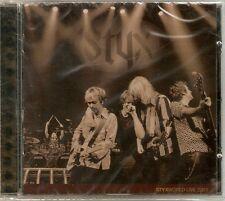 Styx - Styxworld Live 2001 CD 2001 NEW/SEALED
