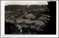 Weitnau Bayern Allgäu Postkarte 1953 gelaufen Gesamtansicht Panorama Ansicht
