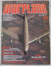 Warplane Issue 44 Boeing KC-135 cutaway & poster