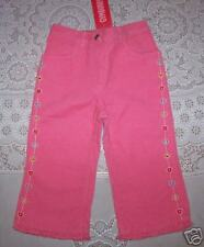 NWT Gymboree SUGAR AND SPICE Coduroy Heart PANTS 18-24