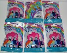 Bulls I Toy My Little Pony Dangler Lot Of (6) Blind Bag Random New Sealed Packs