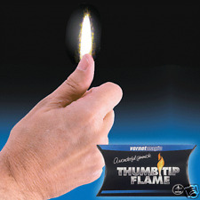 Flame Thumb Tip Vernet Magic  Fire from your thumb tips