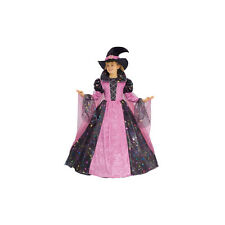 Little Girl Deluxe Witch Costume By Dress up America