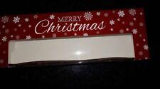 5 x Mince Pie Premium Christmas Boxes with display window