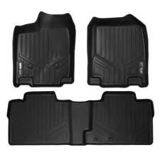 Maxliner 2011-2014 Ford Edge 2011-2015 Lincoln MKX Floor Mats 2 Row Set Black