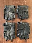 Harley+Davison+Gloves+Fingerless+X2+Pairs+Size+XL+Genuine+Motor+Clothes+2218