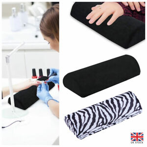 Nail Art Beauty Hand Holder Soft Cushion Pillow Nail Arm Rest Manicure Pad New
