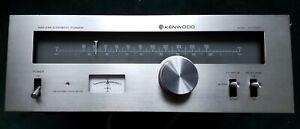 Kenwood Tuner KT3300 Vintage Radio