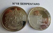 Pièce N°18 SERPENTARD neuve / coin jeton pour album Harry Potter GRINGOTTS