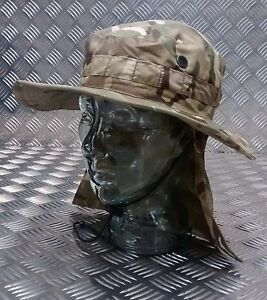 Genuine British Army MTP Boonie / Bush Hat Multicam ATC Cadets. All Sizes - NEW