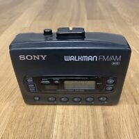 Sony Walkman AVLS WM-FX28 Cassette Player and FM/AM Radio - Not Tested