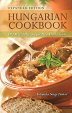 General and Reference Cookery Books in Hungarian