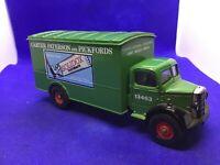 Very rare Vintage Solidox  toothpaste Corgi Bedford O series Diecast model