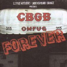 Various - CBGB Forever (2005)  CD  NEW/SEALED  SPEEDYPOST