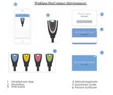blueCompact Aktivierungsset Elektronische Schließanlage mit Smartphoneapp
