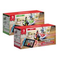 [NEW] Nintendo Switch Game Mario Kart Live: Home Circuit - [Mario Set/Luigi Set]
