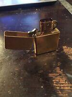 Zippo Lighter 2003 Copper/Brass B 03 USA