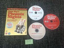 Phoenix Nights Box Set Series 1 & 2 / Season 1, 2 - Peter Kay Comedy DVD Lot 339