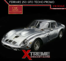 CMC M-173 1:18 1962 FERRARI 250 GTO TECHNO-PROMO CAR L.E.500 - SOLD OUT