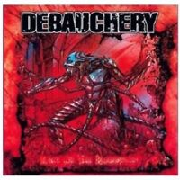 DEBAUCHERY - RAGE OF THE BLOODBEAST  CD NEU