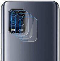 3X Pellicola Vetro Temperato Fotocamera Protezione per il Xiaomi Mi 10 Lite