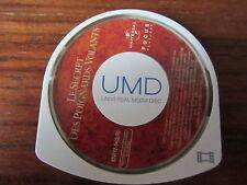 LE SECRET DES POIGNARDS VOLANTS              ---    FILM UMD     pour PSP