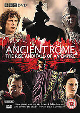 ANCIENT ROME RISE AND FALL OF AN EMPIRE BBC GENUINE R2 DVD 2-DISC SET NEW/SEALED