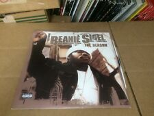 BEANIE SIGEL THE REASON WITH INSERT  2 x VINYL LP