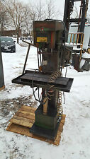 Snow #DR2-R Single Spindle Drilling & Tapping Machine - NO TAPPING HEAD