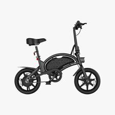 Jetson Bolt Pro folding Electric Ride Bicycle - Black
