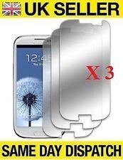 3 X Samsung Galaxy S3 I9300 miroir LCD Protections D'écran Film