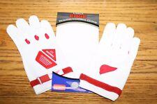 USHA EDGE Premium Handball  Gloves  SIZE: XX-LARGE UNPADDED, STRAPPED