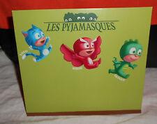 Les PYJAMASQUES PJ MASKS - Presentoir PLV Display 17x19cm, Yoyo, Bibou, Gluglu