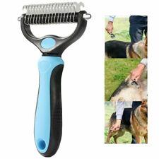 Pro-fessional Pet Dog Cat Comb Brush Grooming Undercoat Rake Comb Dematting Tool