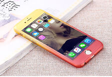 Luxury Ultra-thin Shockproof Armor Back Case Cover for Apple iPhone 5S 7 6S Plus