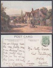 Sevenoaks J Salmon Printed Collectable English Postcards