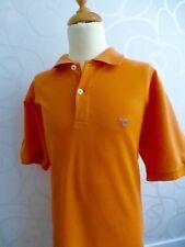 GANT ♛ Jungen Kurzarmshirt Poloshirt T-Shirt Top orange 2 XL XXL 13 14 158 164