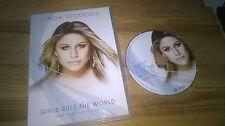 CD Pop Linda Teodosiu - Girls Rule The World (1 Song+ Grussbotschaft) SONY MUSIC
