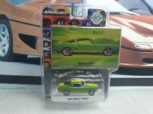 GREENLIGHT - 1966 SHELBY GT350 - BF GOODRICH EDT  - 1/64 SCALE MODEL CAR 30060
