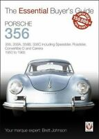 Porsche 356, Paperback by Johnson, Brett, Brand New, Free shipping in the US