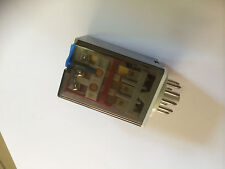 Hongfa Octal Type Plug-in Relay 3  Pole Change Over Contacts HF10FH -012D-3ZTD
